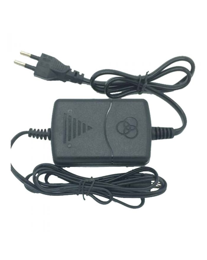 12W AC100V-240V to DC 12V 1A Glue Cover LED Universal Plug in Power Supply Adapter