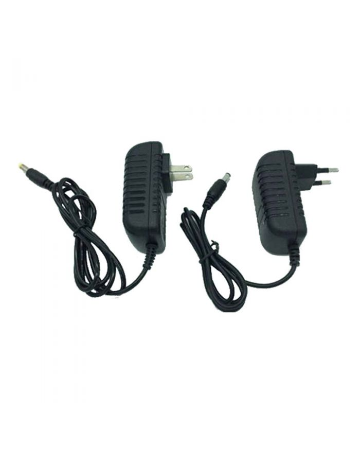 15W AC100V-240V to DC 5V 3A Glue Cover Universal Plug in Power Supply Adapter for LED Pxiel Lights