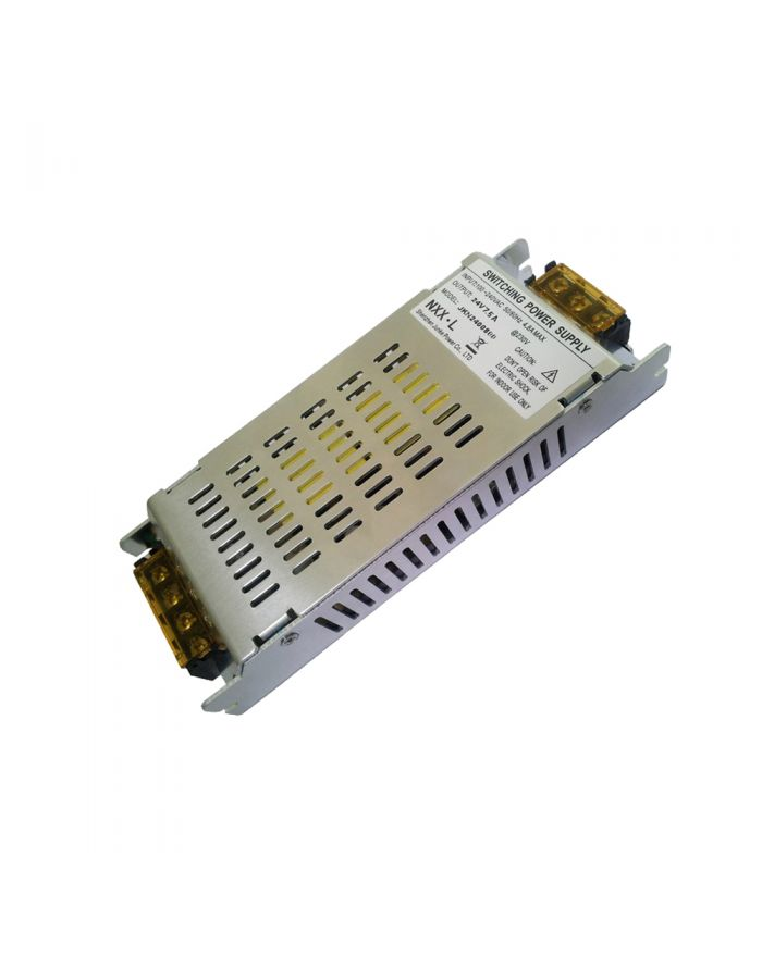180W AC100V-240V to DC 24V 7.5A Non-Waterproof Metal Cover Universal LED Switching Power Supply