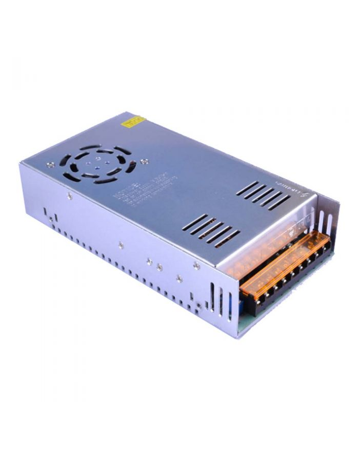 300W AC100V-240V to DC 12V 25A Non-Waterproof Metal Cover Universal LED Switching Power Supply