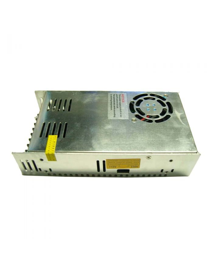 400W AC100V-240V to DC 12V 33A Non-Waterproof Metal Cover Universal LED Switching Power Supply (for LED Lighting)