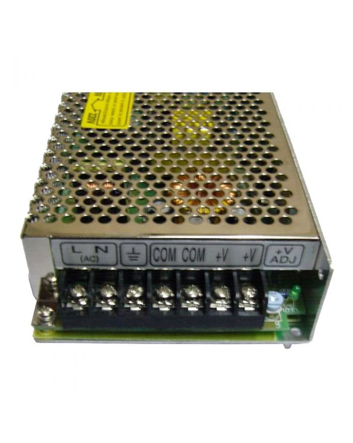 60W AC100V-240V to DC 5V 12A Non-Waterproof Metal Cover Universal LED Switching Power Supply