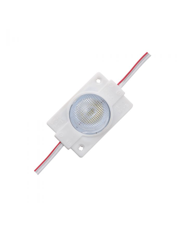 High Brightness SMD 5050 Waterproof LED Module (1 LED, white light, 2W, L49xW30xH15mm) for Double-sided Lightbox
