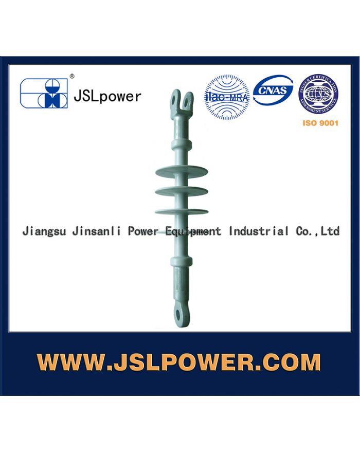 10kV HDPE Modified Polyethylene Suspension Deadend Insulator