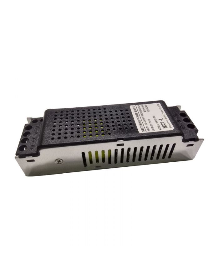 120W AC100V-240V to DC 12V 10A Non-Waterproof Aluminum Cover Universal Regulated LED Switching Power Supply