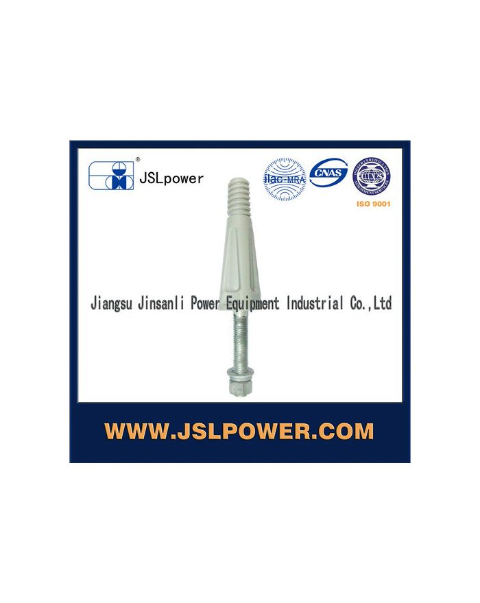 15kV HDPE Pin Insulator Spindle Middle Size