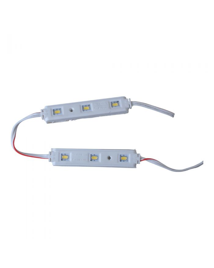 DC12V SMD 5630 High Power Waterproof LED Module (3 LEDs, 1.2W, L83 x W15 x H6mm) for Channel Letters 100pcs