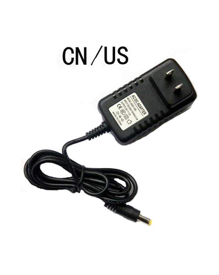 AC100V-240V to DC 12V 2A 24W Glue Cover Universal Plug in LED Power Supply Adapter for LED Strip