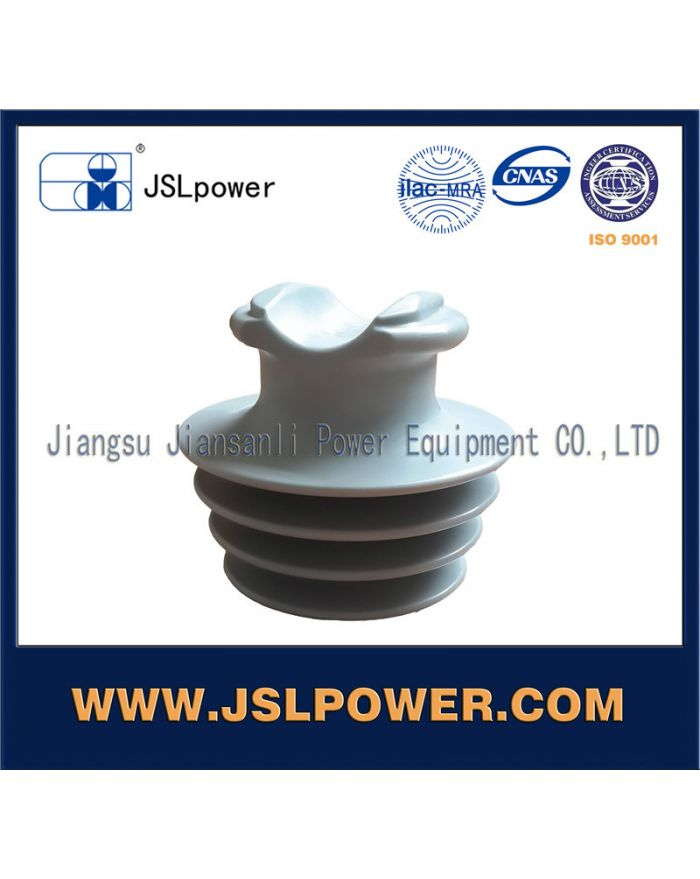 15kV Modified Polyethylene HDPE Pin Type Insulator