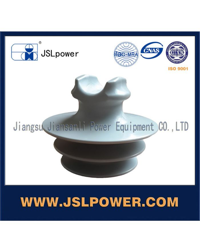 25kV Modified Polyethylene HDPE Pin Type Insulator