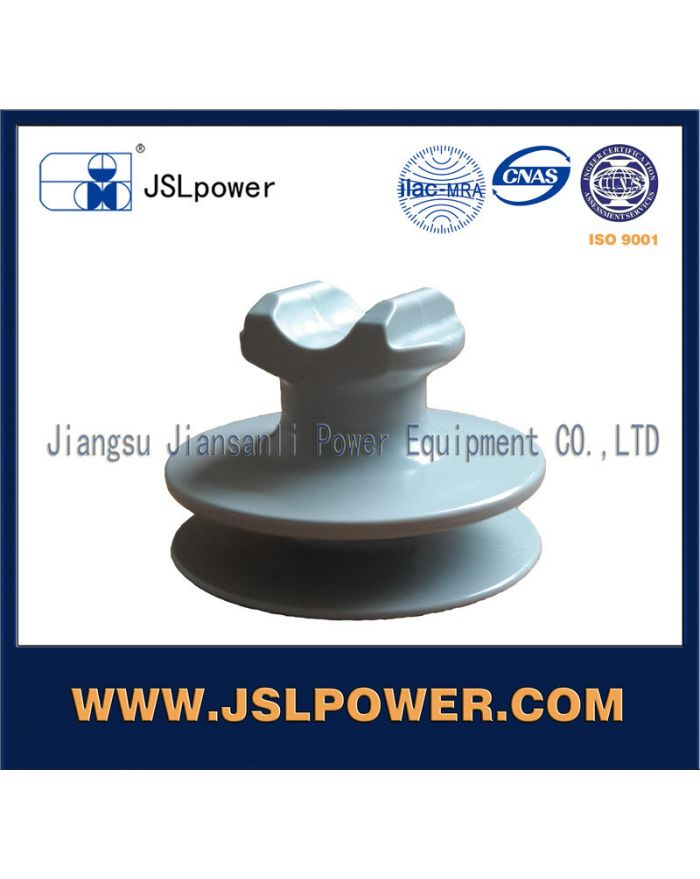 25kV 13kN Modified Polyethylene HDPE Pin Type Insulator