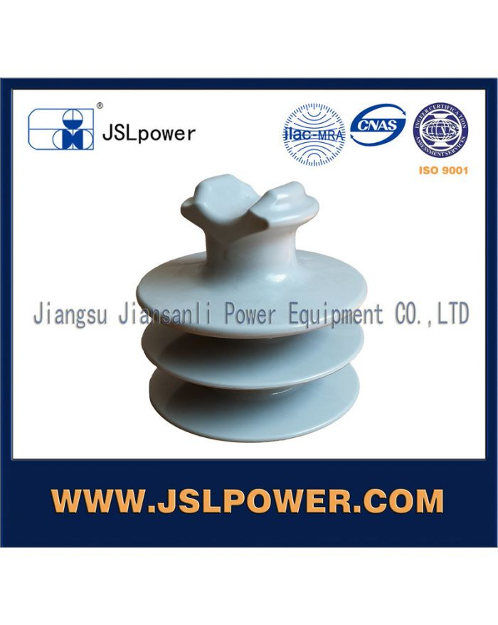 35kV Modified Polyethylene HDPE Pin Type Insulator