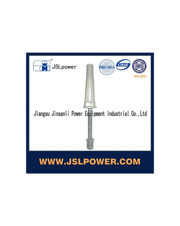25kV HDPE Pin Insulator Spindle