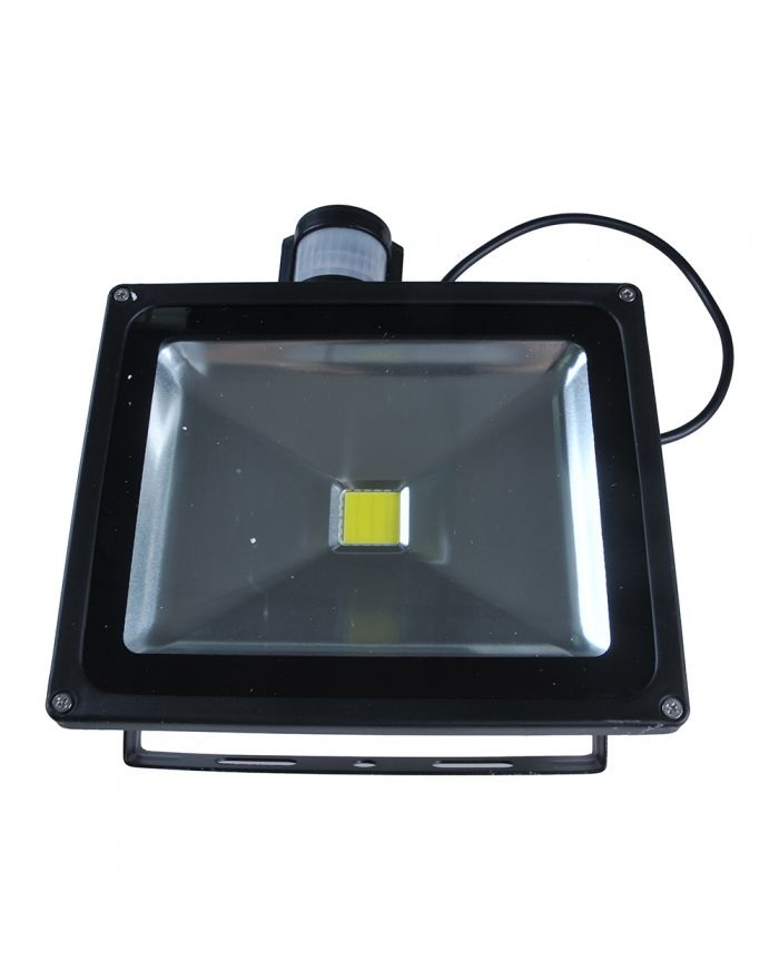 AC110-220V 30W Outdoor LED Human Body Induction Motion Flood Light Outdoor Landscape Lamp Waterproof LED Security Lamp