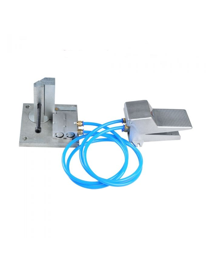 Pneumatic Dual-axis Metal Strip Letter Bending Machine aluminum sheet metal Bender Folder Tool