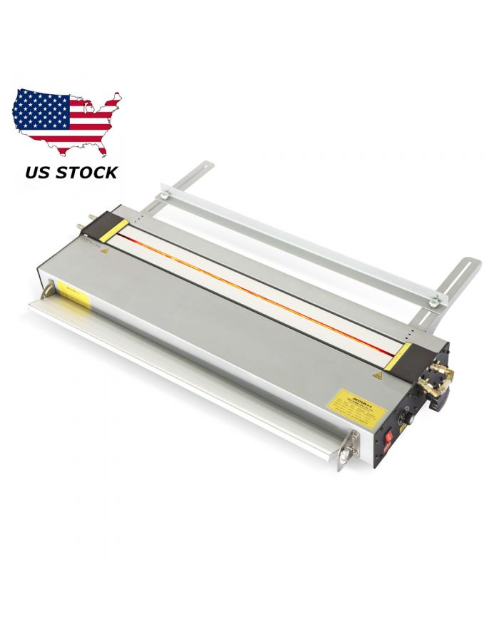 27'' Acrylic Sheets Plastic Bender Heater Light Box PVC Bending Machine With Infrared Ray Calibration 220V