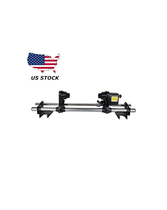 "64"" Automatic Media Take up Reel System Single Motor for Mutoh/ Mimaki/ Roland/ Epson Inkjet Printer"