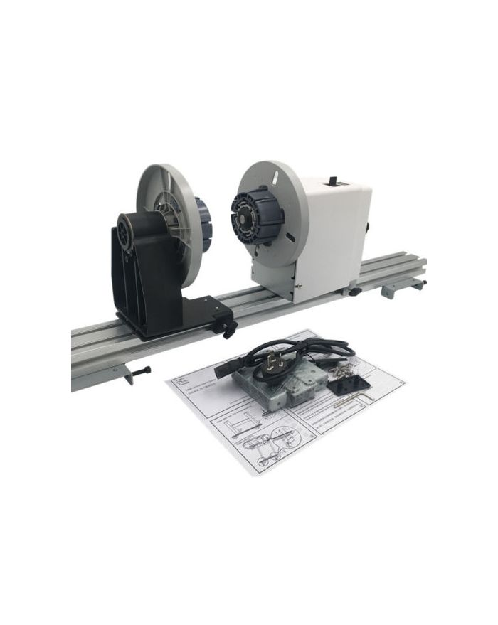 Upgraded 54'' 64'' 74''Automatic Media Take up Reel System Paper Controller System for Roland Mimaki Mutoh Printers